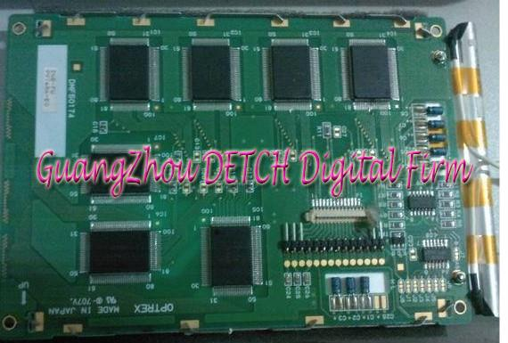 Industrial display LCD screenSales DMF-50174NB-FW DMF50174 Universal Display 9 4 inch stn lcd industrial display screen panel dmf 50584nfu fw 100