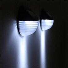 Solar Power LED Wall Light Outdoor Waterproof Solar Lamp Garden Lights Decoration Lamp Fence Street Security Night Lights