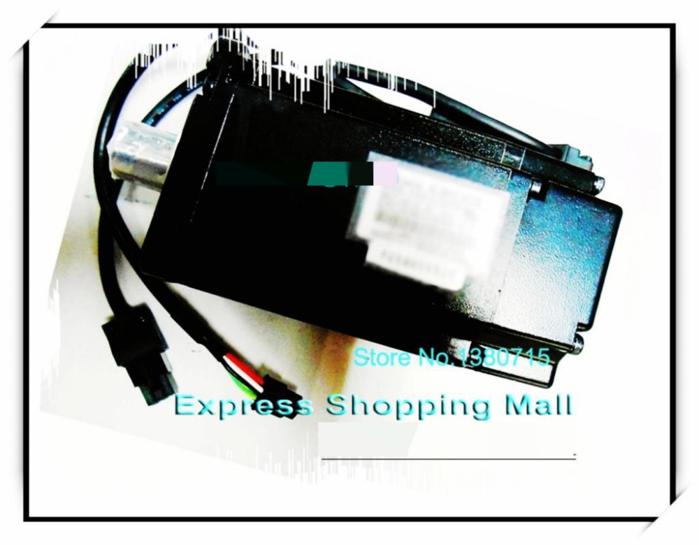 New Original ECMA-C10807RS 220V 750W 2.39NM 3000rpm Delta AC Servo Motor with Oil Seal new original 750wa2 series motor ecma c10807rs 220v 750w 2 39nm 3000rpm ac servo motor with keyway oil seal