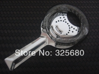 Silvery filtered ice / Royal European Style / filter strainer / filter Brachypodium ice / Cocktail Essential / Bartender Tools