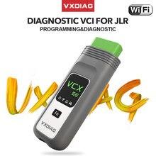 Vxdiag vcx se doip para jlr sdd pathfinder diagnóstico do carro wifi obd2 scanner automotivo para jlr ferramenta de diagnóstico programação codificação