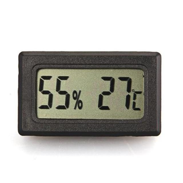 Hygrometer Humidity Meter/tpm-20 Reptile Supplies Refrigerator Freezer Cabinet Indoor Electronic Temperature Thermometer