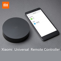 Original Xiaomi Mi Universal Intelligent Smart Remote Controller WIFI IR Switch 360degree Smart Home Automation Mi