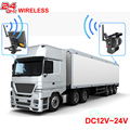 ¡ Nuevo! 2.4 GHz Wireless Cámara de Visión Trasera + 2.4 GHz Wireless 7 pulgadas Sistema de Ayuda Al Aparcamiento Monitor del coche Apto Para El Carro Auto Van Bus