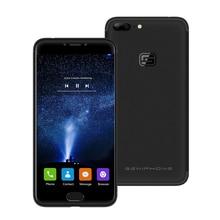 Genephone G1 4G LTE Android 7.0 Smartphone 5.5 Pouce Débloqué Mobile Téléphone Quad Core 3 GB 32 GB Celular Double Retour Cames d'empreintes digitales