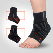 Ankle Sleeve with Support Strap