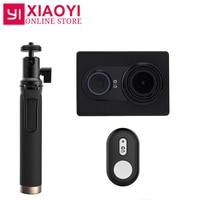 NEW Original Xiaomi YI Action Sports Camera Xiaoyi WiFi Action Cam 3D Noise Reduction 16MP 60FPS