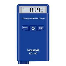 EC-100 Digital Mini Coating Thickness Gauge Car Auto Paint Thickness tester Thickness Gauge Width Measuring Instruments