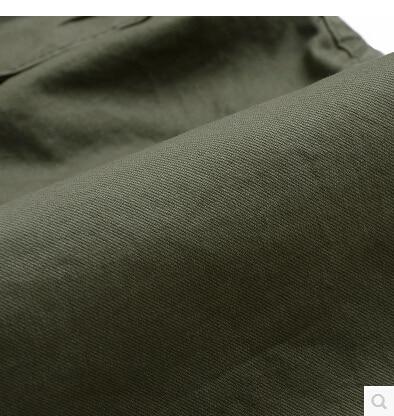 db4bb9aee6 2017 Marca Mens fashion Militar Calças Cargo de Multi pockets Baggy Calças  Dos Homens Calça Casual Macacão Calças Do Exército Corredores em Calças  Cargo de ...