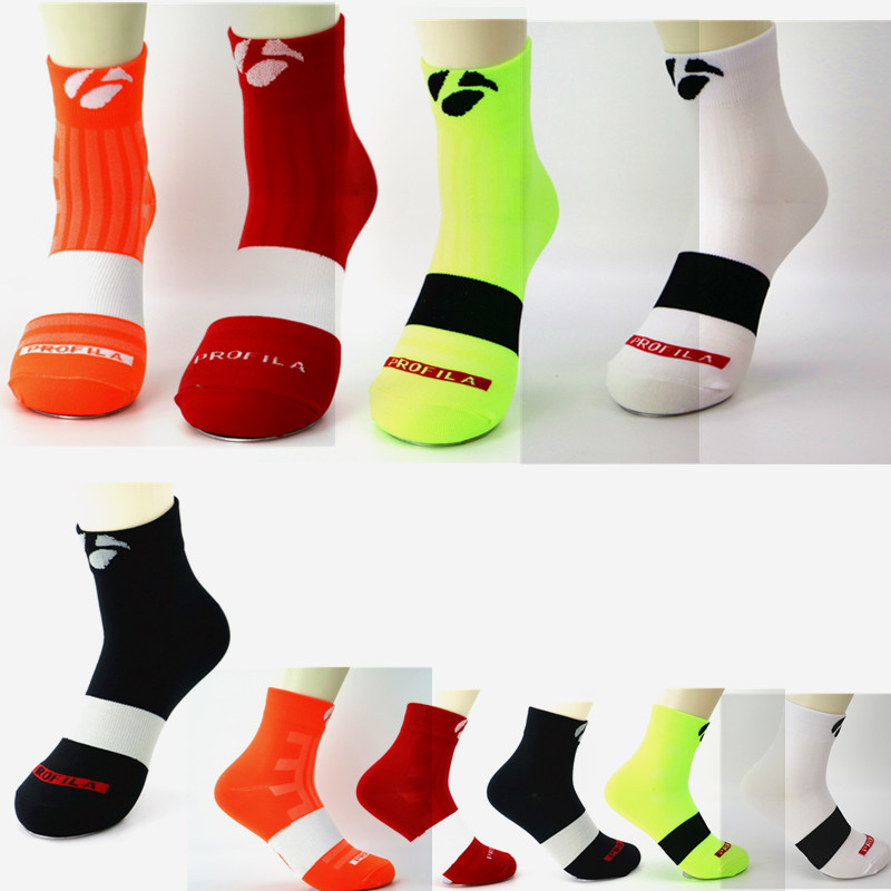 2019 Spring Summer Sport Climbing Running Cycling Socks Outdoor Walking Tennis Hiking Camping Socks Women Cycling Socks