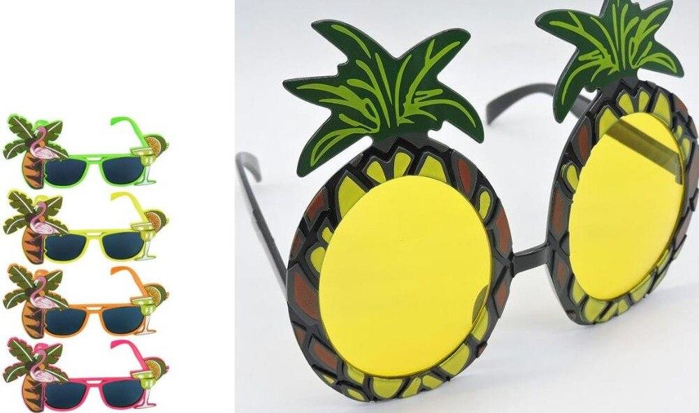 Occhiali da sole tropicale PappagalloPARTY-Occhiali