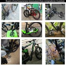 VXM Bicycle Pedal Aluminum Alloy MTB Bike Pedal