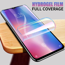 3D Full Cover Hydrogel Film Screen Protector On The For Xiaomi Mi 9 SE Mix 3 2 2S Soft Redmi 5 Plus 6A Pro S2