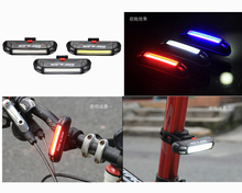 GUB M-38 Rear Bike light Taillight Safety Warning USB Rechargeable Bicycle Light Tail Lamp Comet LED Cycling Bycicle Light