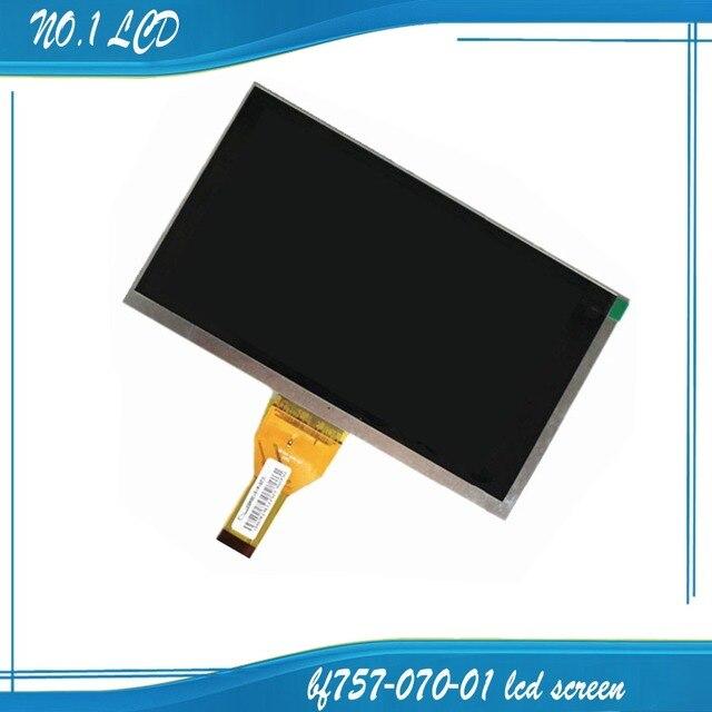 Новый 7 ''дюймовый ЖК-Дисплей Матрица Ирбис TX69 TABLET BF757-070-01 WY070ML757CP21B TFT ЖК-Экран замена Панели Бесплатная Доставка