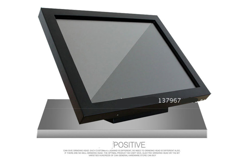 8 inch industrial all in one computer aio touch screen panel pc inter celeron core image
