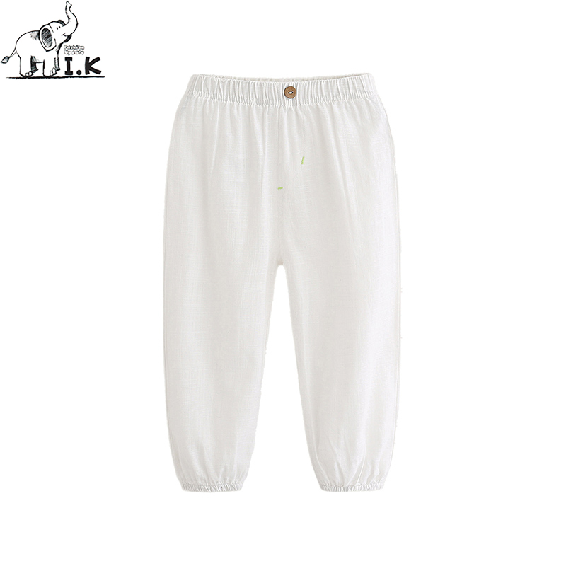 e7c29de3581a9 I.K infantile garçons pantalons décontractés bébé enfants coton anti ...