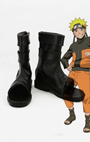 Custom Made Shoes Naruto UzumakiNaruto Cosplay Boots
