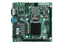 M61 LGA1155 H61 motherboard 6*COM Dual network card self-service terminalsmotherboard