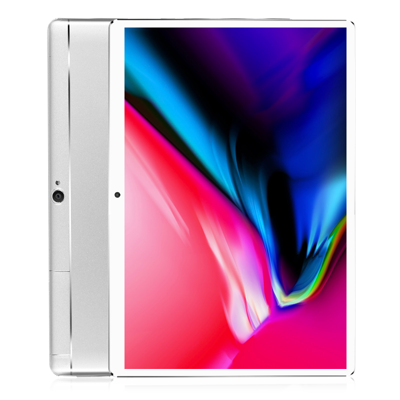 2018 Nieuwste 10.1 pouce Android Tablet PC 7.0 Octa core 4 gb RAM 32 gb ROM 1280*800 IPS dual sim-kaart wi-fi Bluetooth tablet PC