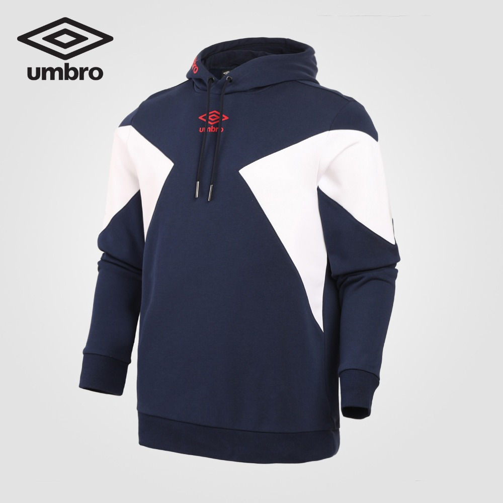 Hemden Sportbekleidung Konstruktiv Umbro 2019 Neue Frühjahr Männer Pullover Sportswear Langarm Jacke Sport Hoodie Uo191ap2417