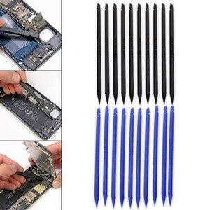 Набор инструментов для разборки, 10 шт./лот, инструменты для вскрытия, нейлоновый пластик, Spudger для iPhone, iPad, мобильный телефон, ремонт, ноутбук, ...