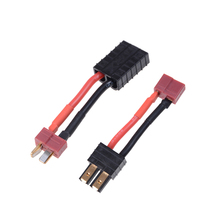 M/F to Deans T-Plug Wire Harness Female to Male T Plug Battery Pack Connector Cable Hot Sale