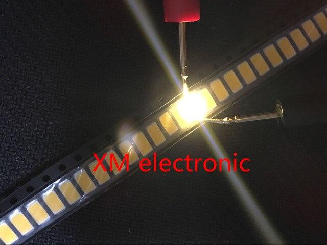 1000pcs/LOT 5730 0.5W 50-55lm SMD 5730 LED chip lamps- (3.2~3.4V / 1000 PCS)WW 2800-3200K
