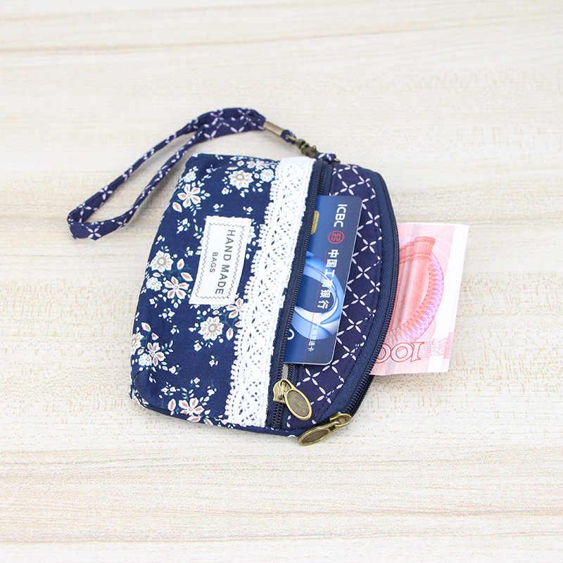 Katuner Women Canvas Coin Purse Kids Children Little Wallet  Pouch Female Key Card Money Bag Purses For Girls Monedero K04