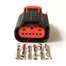 10 Sets 6 Pin Tyco Electronic connector 1-1419168-1 For GM Alloytec V6 DBW Accelerator Throttle Pedal