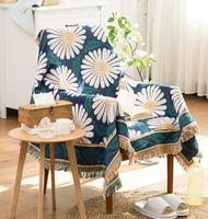 Flor Da Margarida Malha Throw Blanket espessamento geometria cobertor lance Capa Casa Pura casa de viagem cama sofá FG444