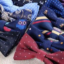 Модные детские элегантные джентльменские галстуки-бабочки, детские праздничные галстуки-бабочки, корейский галстук бабочка