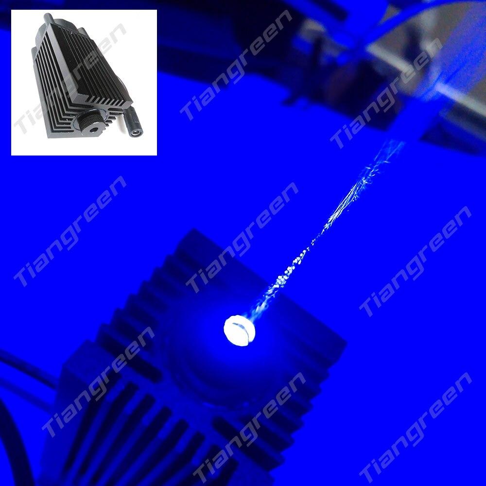 2.5w high power 450NM focusing blue laser engraving cutting TTL module 2500mw new laser module 15w 15000 mw high power blue diy carving cutting 450nm engraving machine 445nm 450nm dc 12v i