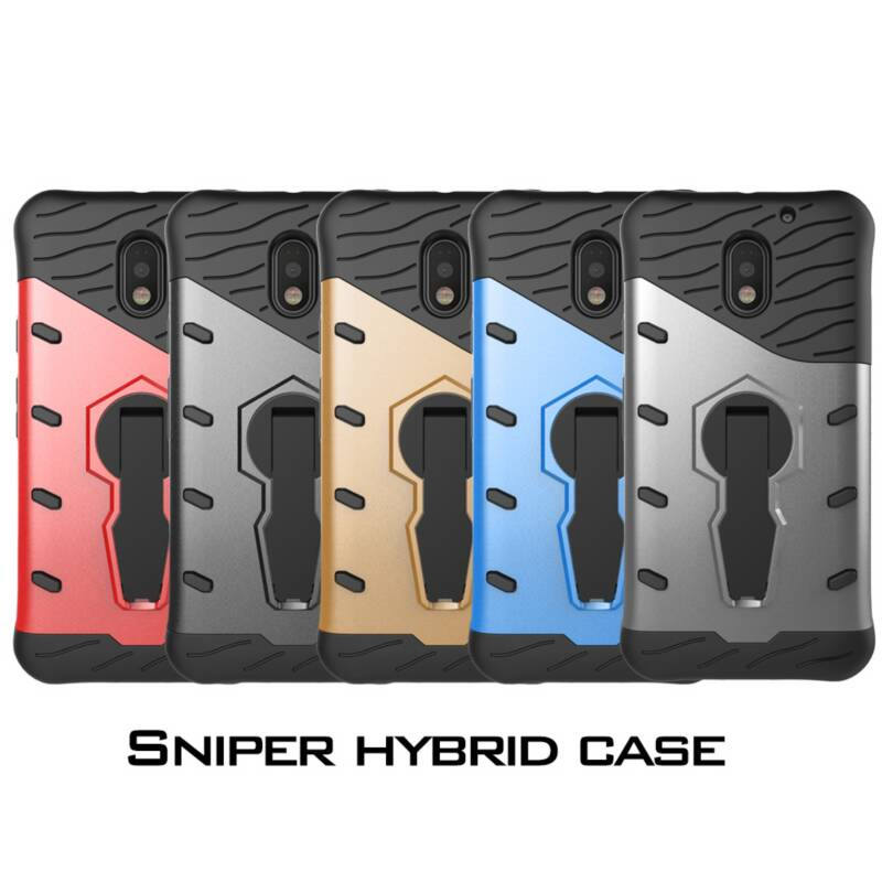 Armor Sniper Phone Cases For Motorola Moto E3/G4 G4 Plus/G4 Play/Z Droid/Z Force Cases Color Housing Sheath Skin Bag Protector