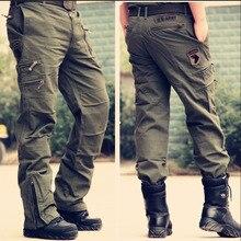 ¿Del Ejército de los Estados Unidos 101ST aire DIV? Pantalones Cargo para hombre M42 (Repro)