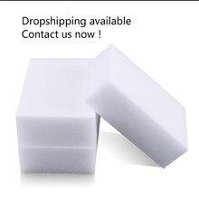 Купить с кэшбэком Melamine Clean nano eraser for kitchen 80 pieces 10*6*2cm Magic Cleaning Sponge Eraser Kitchen Accessory/Dish washing Melamine