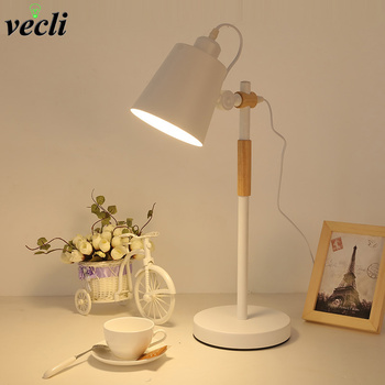 Modern Led Desk lamp adjustable Table Lamp for study office reading bedroom bedside E27 Eye Protection reading lighting long swing arm adjustable classic desk lamps e27 led with switch table lamp for office reading night light bedside home