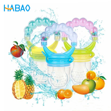 Baby Nibler Pacifier For Fruit Portable Infant Food Nipple Feeder Silicone Supplies Soother Soft pacifier chain Baby Feeding