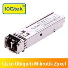 1.25Gb 550m SFP SX for GLC-SX-MMD/GLC-SX-MM/SFP-GE-S Gigabit Fiber Optic Transceiver Module, 1000Base-SX, MMF, 850nm