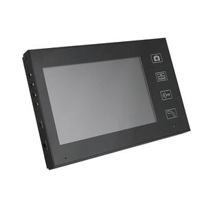 """Image 3 - 7"""" TFT 2.4G 7"""" TFT Wireless Video Door Phone Intercom Doorbell Home Security Camera Monitor color speakerphone"""