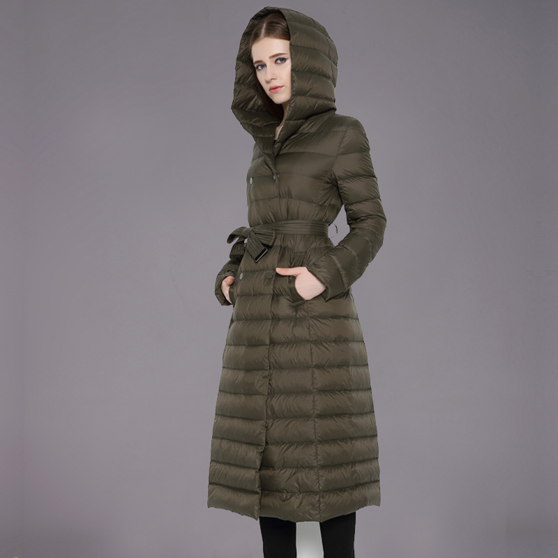 Down Jacket Women Long | Outdoor Jacket