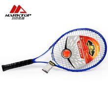 Marktop Tennis Rackets Carbon Fiber Training Aluminum Alloy Adult Racquet High Quality Top Material Tennis For Man Women M3222 стоимость