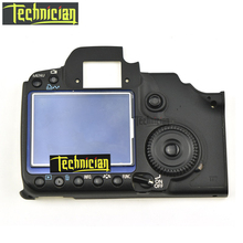 купить 50D Rear Back Cover With LCD and Buttons Flex Cable Repair Part For Canon по цене 1628.28 рублей