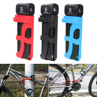 الدراجات دراجة دراجة قفل قفل مكافحة القص الهيدروليكية الضغط كود قفل مع مفاتيح مطورة الدراجة للطي آمنة اكسسوارات