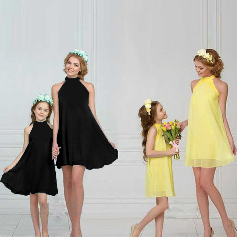 9975fda8bff2d Detail Feedback Questions about mother and daughter dress mother ...