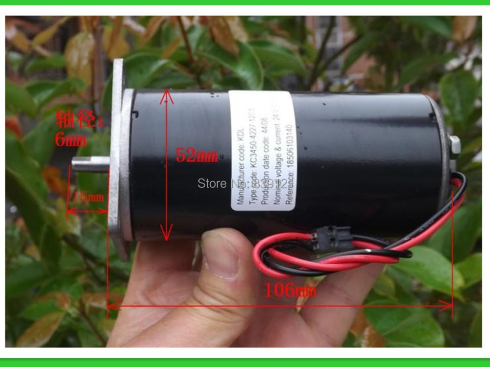 24v small DC spindle motor, 4000rpm/min, DIY motor, operated electric tools mig wire feeder motor 76zy02 24v dc 24mtr min