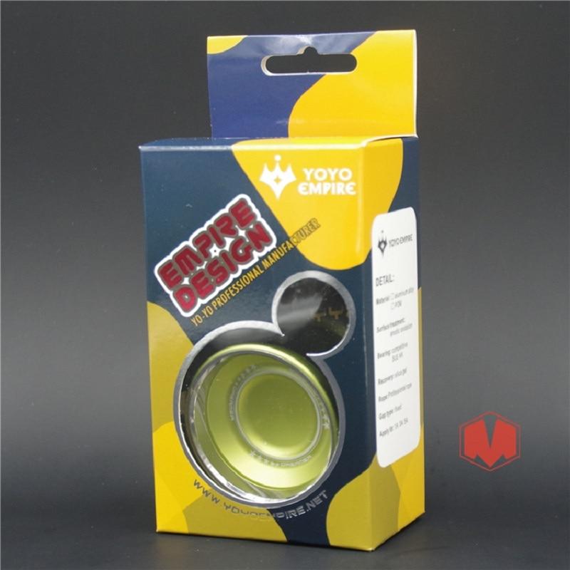 2017 nouvelle arrivée YOYOEMPIRE rêveur YOYO haute performance yo-yo plaque de métal professionnel YOYO concurrence nouvelle technologie Yoyo - 6