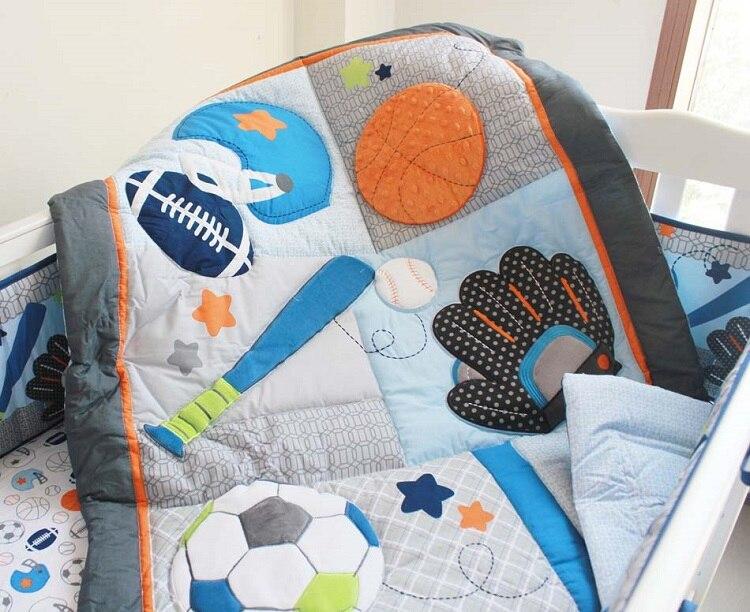 1 шт., Хлопковое одеяло для детской кроватки, 33*42, для мальчиков и девочек, Универсальное Детское одеяло с мультяшным принтом, детское одеяло, одеяла для кроватки, детские вещи для новорожденных - Цвет: comforter only9