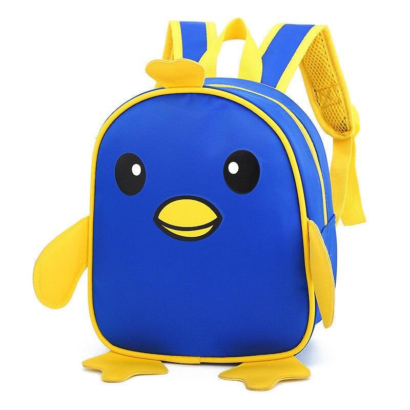 kids kindergarten backpack/kid school bags/Satchel for boys and girls 2018 Cartoon children backpacks schoolbag