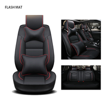 Universal car seat covers for mazda cx-5 cx-7 cx-9 2 3 bk 6 gh gg 323 626 demio Car protector Auto accessories